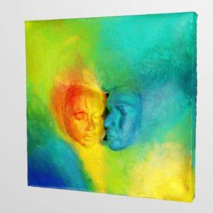 "Amor Eterno <br><a href=""https://arte-kunstmesse.de/petra-baeuerle/"">Petra Bäuerle</a>"