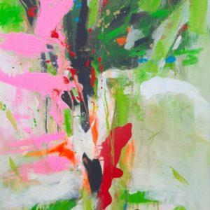 "In the shade of the olive tree <br><a href=""https://arte-kunstmesse.de/ingrid-ruhl/"">Ingrid Ruhl</a>"
