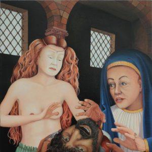 "Salomé <br><a href=""https://arte-kunstmesse.de/lothar-bergmann/"">Lothar Bergmann</a>"