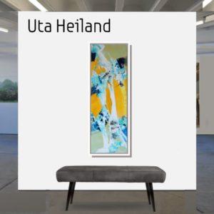 "Freude <br><a href=""https://arte-kunstmesse.de/uta-heiland/"">Uta Heiland</a>"