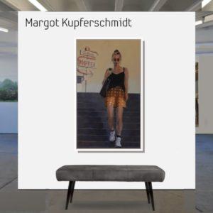 "Auftritt <br><a href=""https://arte-kunstmesse.de/margot-kupferschmidt/"">Margot Kupferschmidt</a>"
