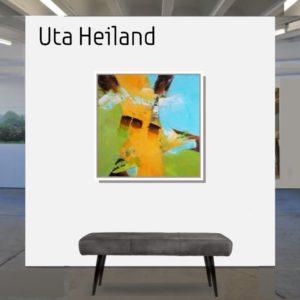 """Leuchtturm <br><a href=""""https://arte-kunstmesse.de/uta-heiland/"""">Uta Heiland</a>"""
