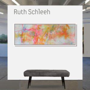 "Der Frühling kommt II <br><a href=""https://arte-kunstmesse.de/ruth-schleeh/"">Ruth Schleeh</a>"