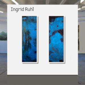 "Waterworld II <br><a href=""https://arte-kunstmesse.de/ingrid-ruhl/"">Ingrid Ruhl</a>"