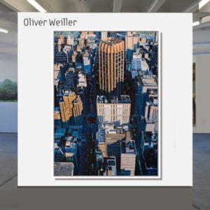 """New York City, East 34th Street, Park Avenue <br><a href=""""https://arte-kunstmesse.de/oliver-j-weiller/"""">Oliver Weiller</a>"""