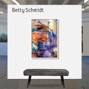 Betty Schmidt   Einbecker Weihnachtsmarkt   120 x 80 cm