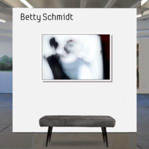 Betty Schmidt   Schatten der Tänzerin   80 x 120 cm