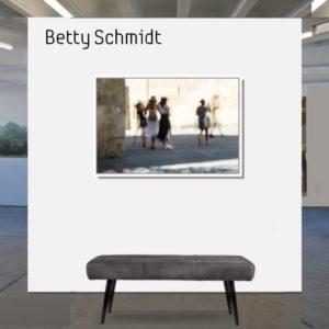 Betty Schmidt   Licht und Schatten   80 x 120 cm