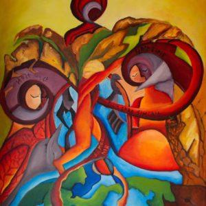 """Remember Matusagarati <br><a href=""""https://arte-kunstmesse.de/mayra-moreno/"""">Mayra Moreno</a>"""