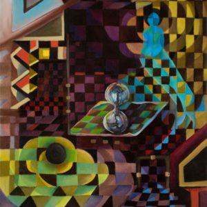 "The One <br><a href=""https://arte-kunstmesse.de/mayra-moreno/"">Mayra Moreno</a>"