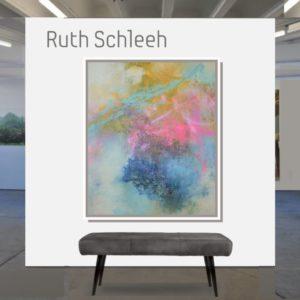"""Sommer auf dem Land <br><a href=""""https://arte-kunstmesse.de/ruth-schleeh/"""">Ruth Schleeh</a>"""