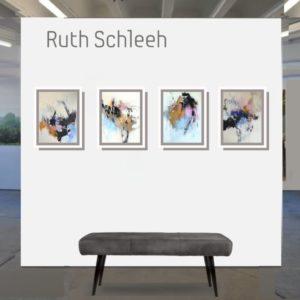 """Träumt die Erde I <br><a href=""""https://arte-kunstmesse.de/ruth-schleeh/"""">Ruth Schleeh</a>"""