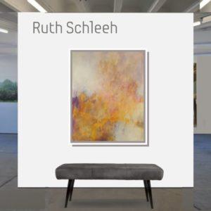 """Tanz im Blütenstaub <br><a href=""""https://arte-kunstmesse.de/ruth-schleeh/"""">Ruth Schleeh</a>"""