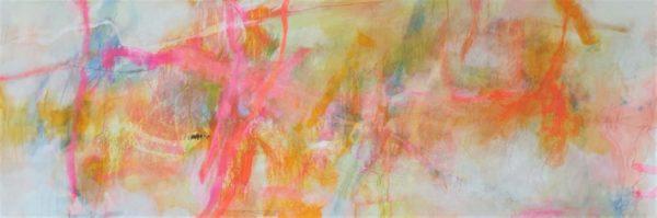Schleeh_Ruth_WV 633 Gr. 150 x 50 der Frühling kommt II