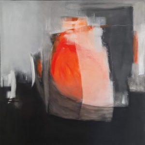 """Sunrise <br><a href=""""https://arte-kunstmesse.de/ingrid-ruhl/"""">Ingrid Ruhl</a>"""