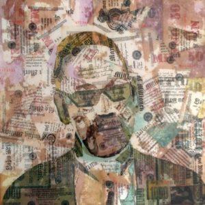 "The Banker <br><a href=""https://arte-store.de/artists/kerstan-andreas/"">Andreas Kerstan</a>"