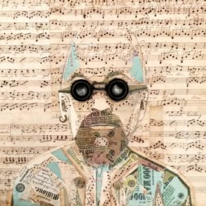 "The Musician <br><a href=""https://arte-store.de/artists/kerstan-andreas/"">Andreas Kerstan</a>"