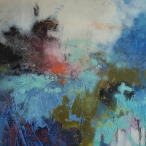 "Traum gibt, was Tag verschloss <br><a href=""https://arte-kunstmesse.de/ruth-schleeh/"">Ruth Schleeh</a>"