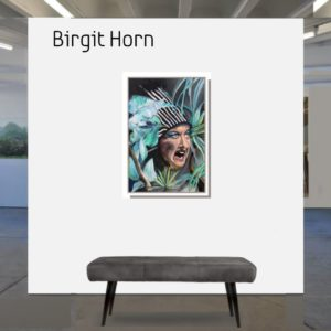 "Nature is calling <br><a href=""https://arte-kunstmesse.de/birgit-horn/"">Birgit Horn</a>"